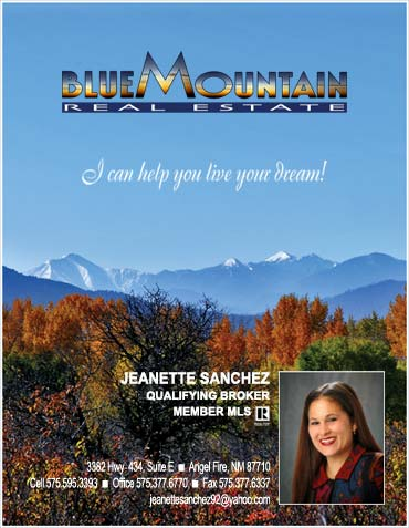 Blue Mountain Real Estate - Angel Fire, NM